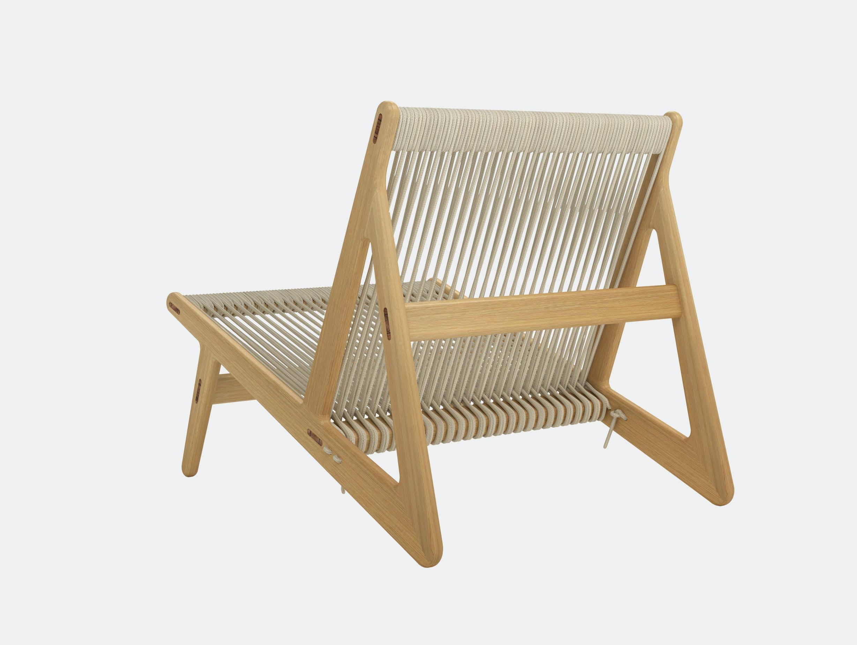Gubi mathias steen MR01 initial chair oak 01