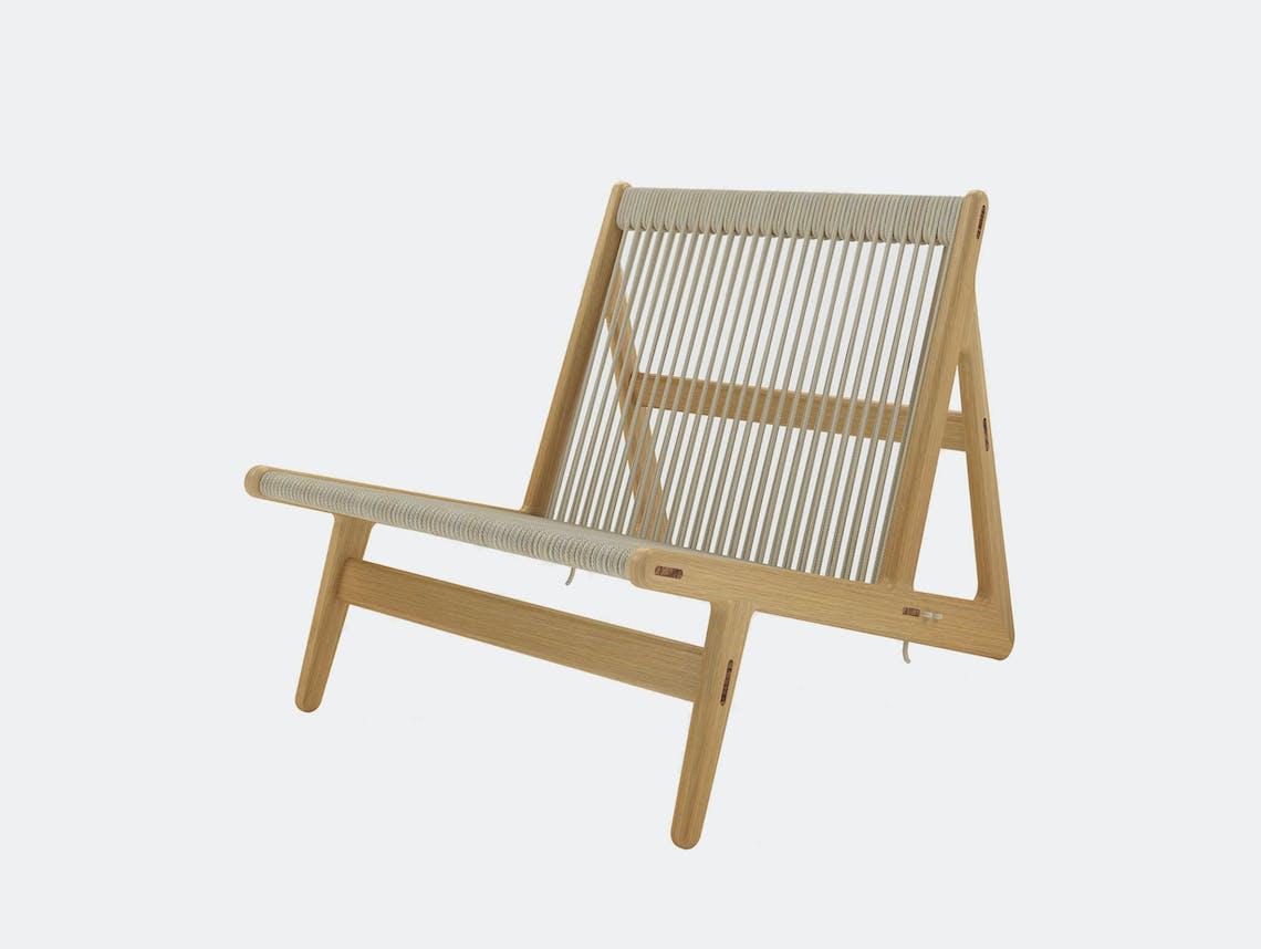 Gubi mathias steen MR01 initial chair oak