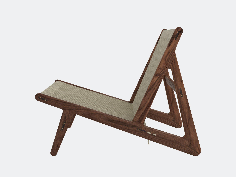 Gubi mathias steen MR01 initial chair walnut 01