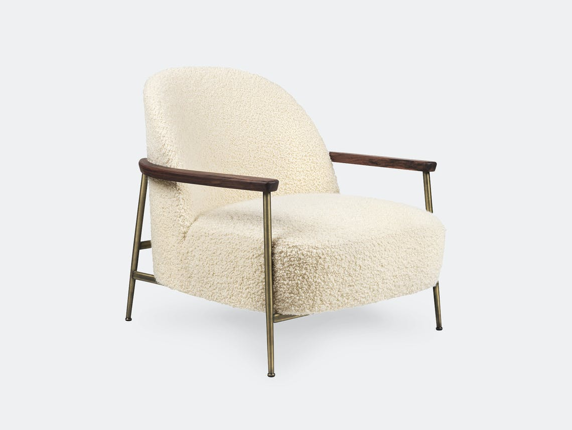 Gubi sejour lounge chair 2