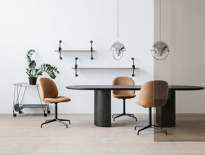 Gubi Beetle Chairs Conference Gam Fratesi