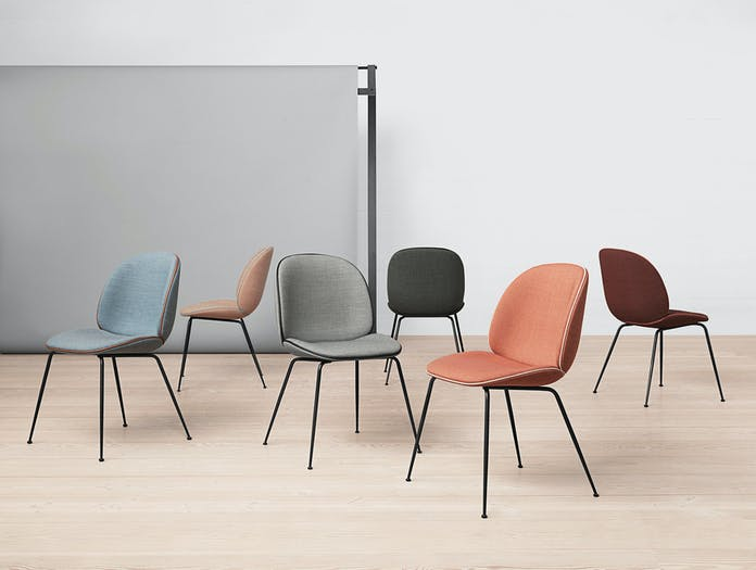Gubi Beetle Chairs
