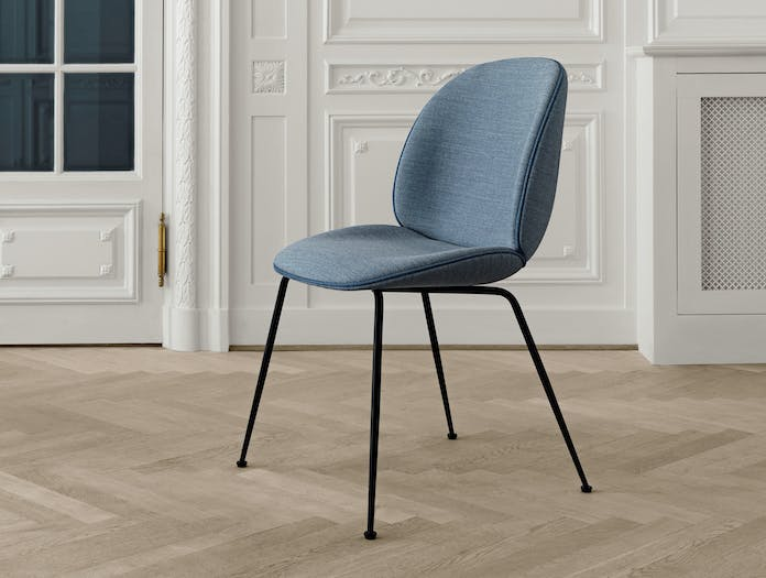Gubi Beetle Chair Blue
