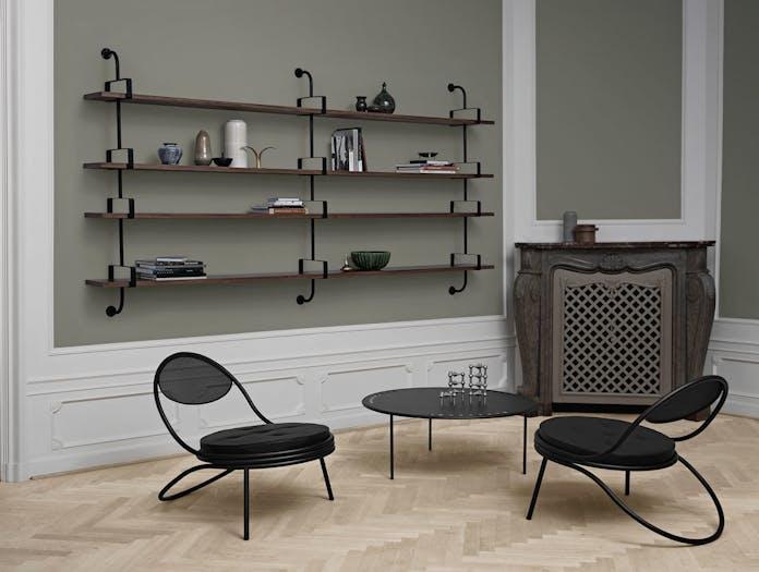Gubi Copacabana Lounge Chairs
