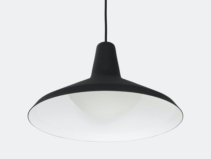 Gubi G10 Pendant Light Black Detail Greta Grossman