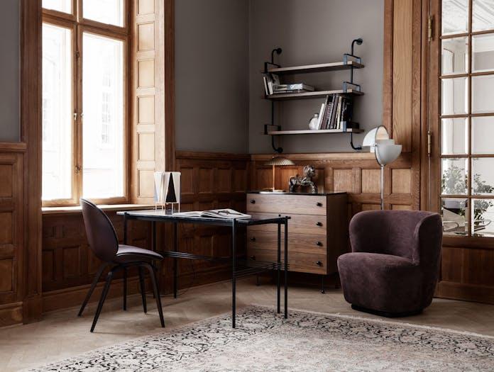 Gubi Stay Lounge Chair Space Copenhagen