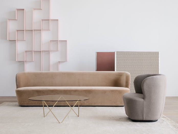 Gubi Stay Lounge Chair And Sofa Space Copenhagen
