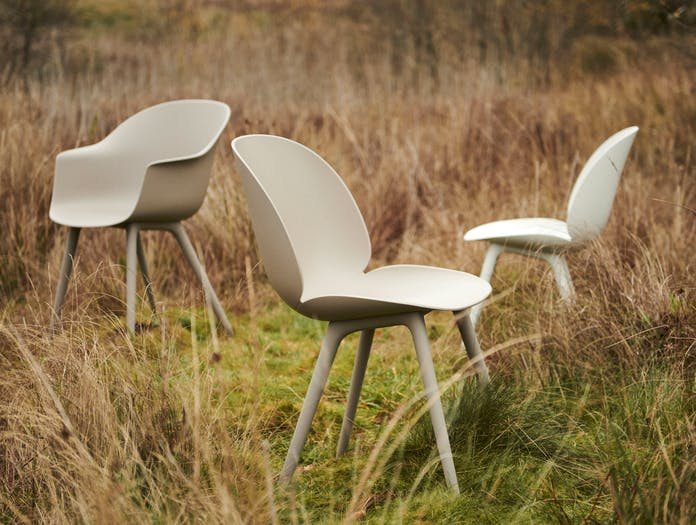 Gubi beetle outdoor chair story 1
