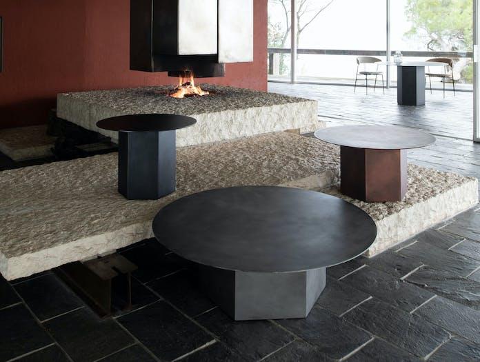 Gubi epic steel coffee table story 2
