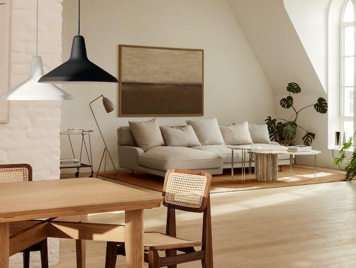 Gubi flaneur sofa lifestyle 5