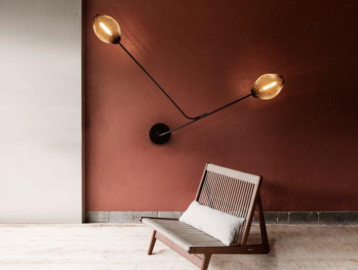 Gubi satellite wall lamp story 2