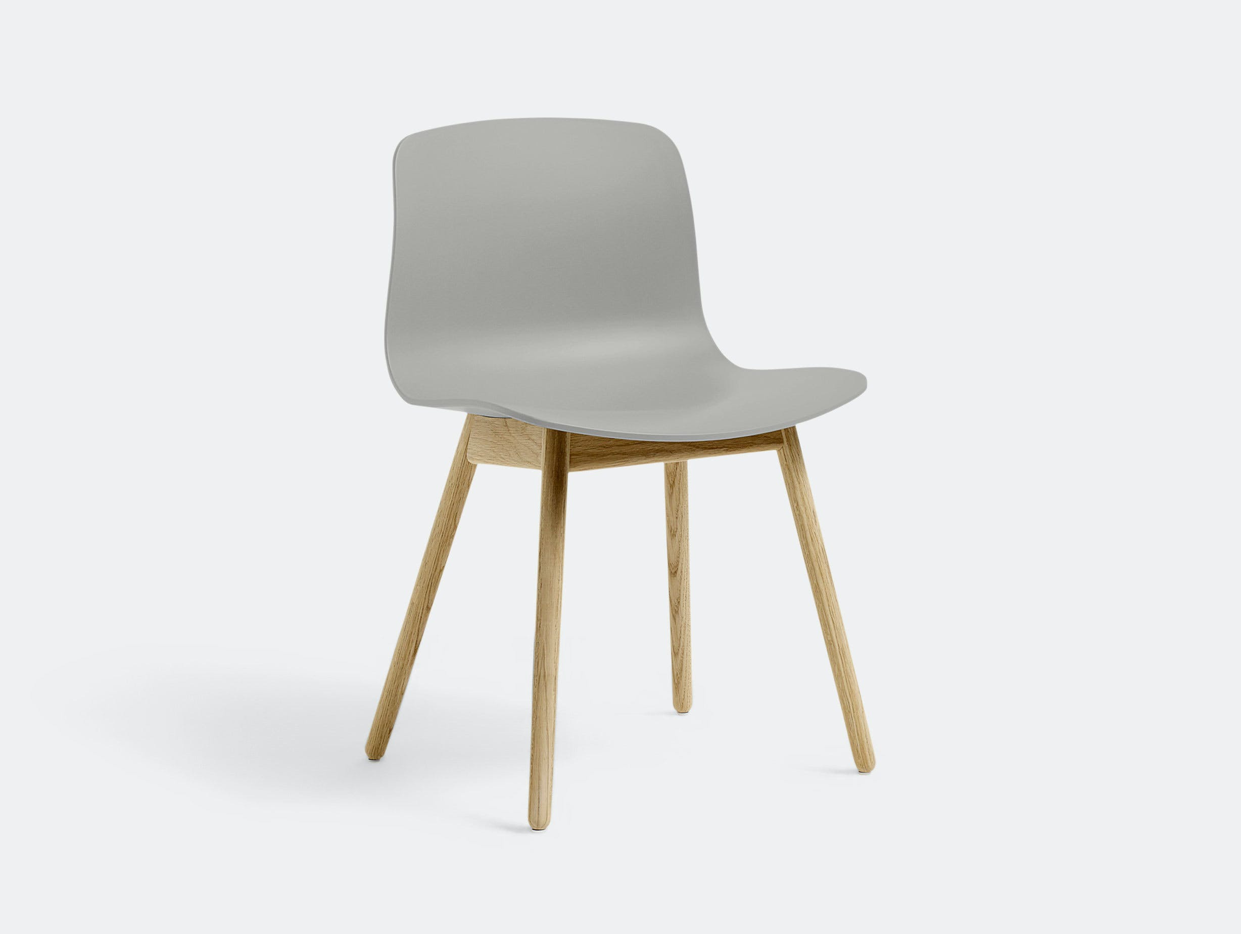 Hay Aac12 About A Chair Concrete Grey Hee Welling