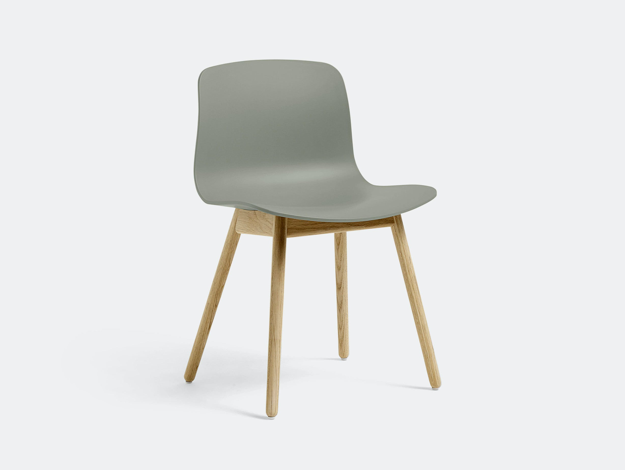 Hay Aac12 About A Chair Dusty Green Hee Welling