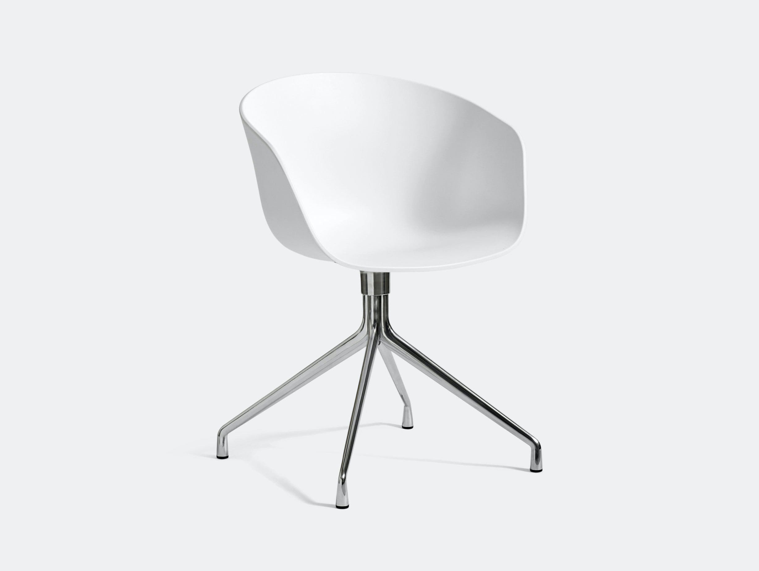 Hay Aac20 About A Chair White Hee Welling