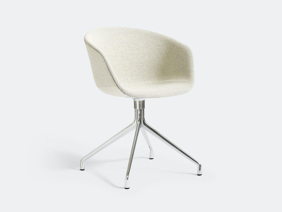 Hay Aac21 Chair Alu Base Coda 100 Hee Welling