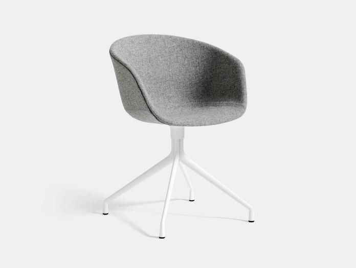 Hay Aac21 Chair White Base Hallingdal 130 Hee Welling