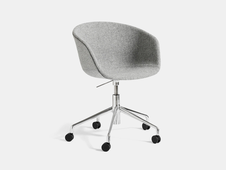 Hay Aac53 Chair Alu Base Hallingdal 130 Hee Welling
