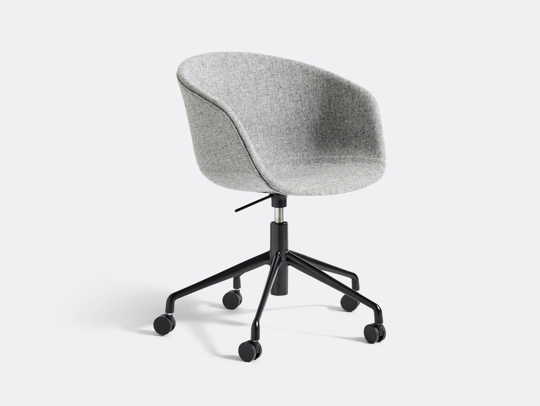Hay Aac53 Chair Black Base Hallingdal 130 Hee Welling