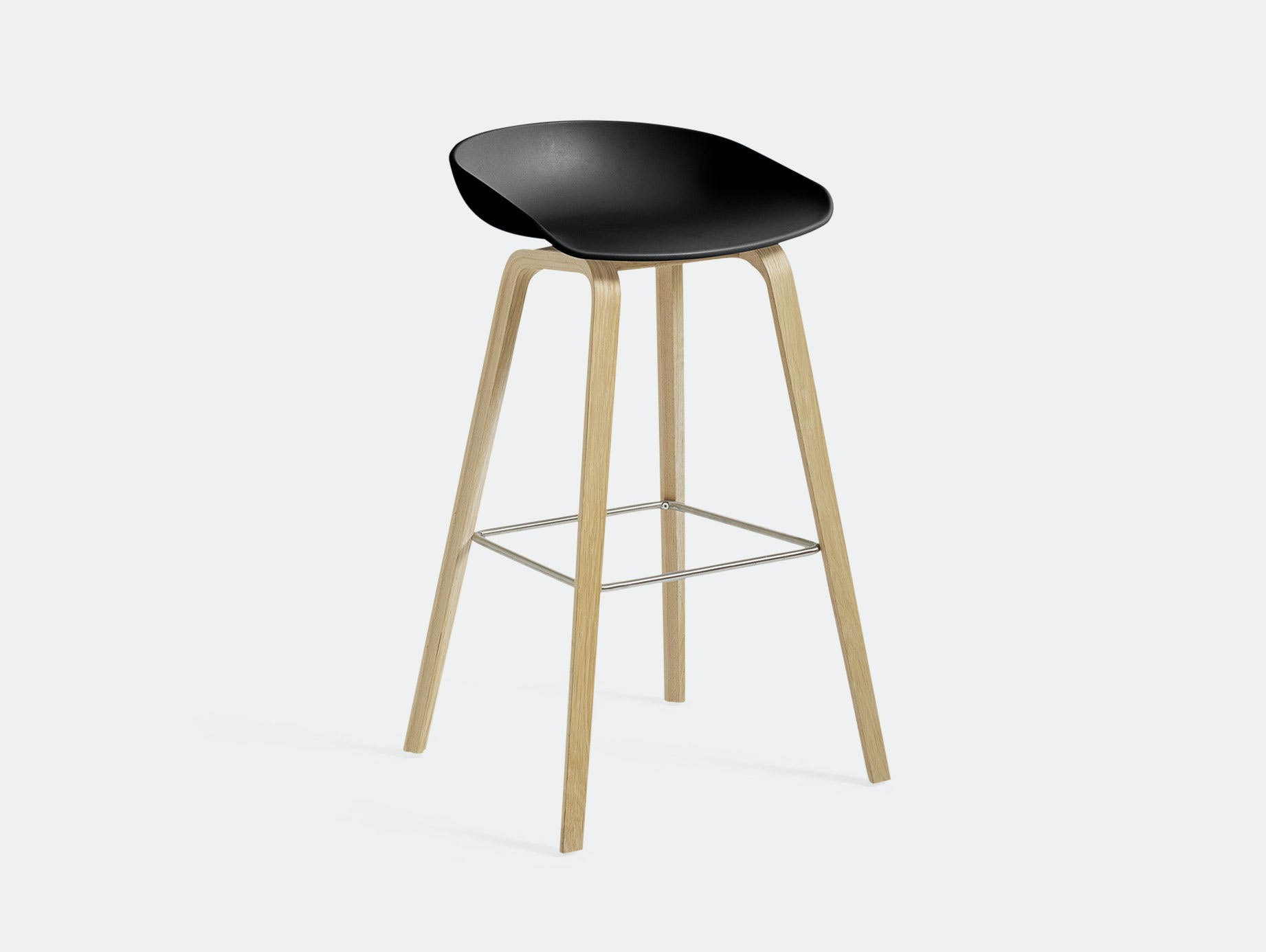 Hay Aas32 About A Stool Black Hee Welling