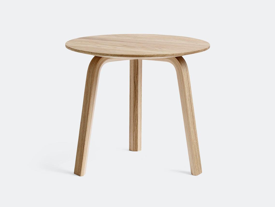 Hay Bella Coffee Table 45X H39 Oak Matt Laquered