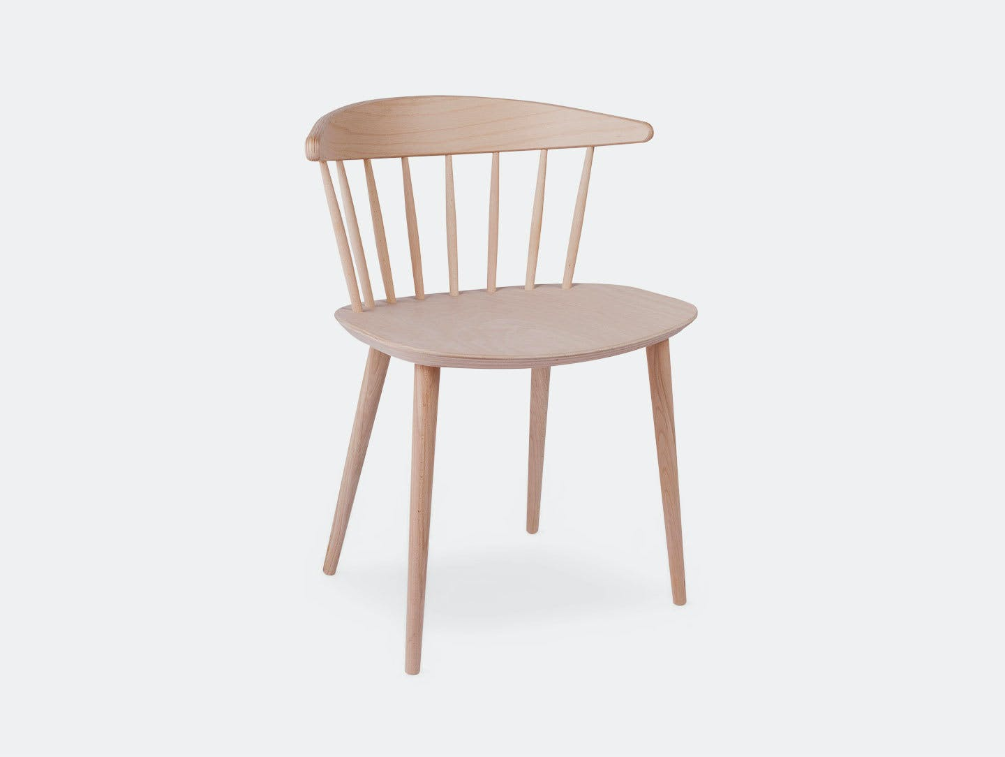 Hay J104 Chair Beech Jorgen Baekmark