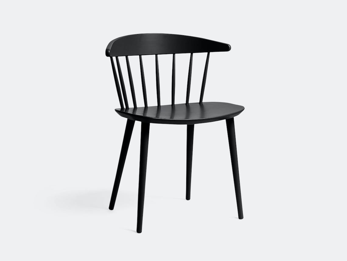 Hay J104 Chair Black Jorgen Baekmark