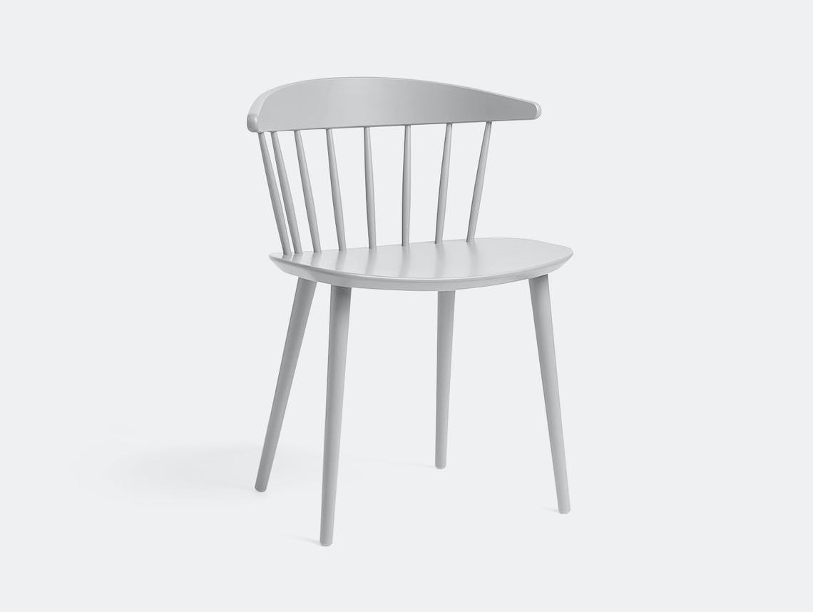 Hay J104 Chair Grey Jorgen Baekmark
