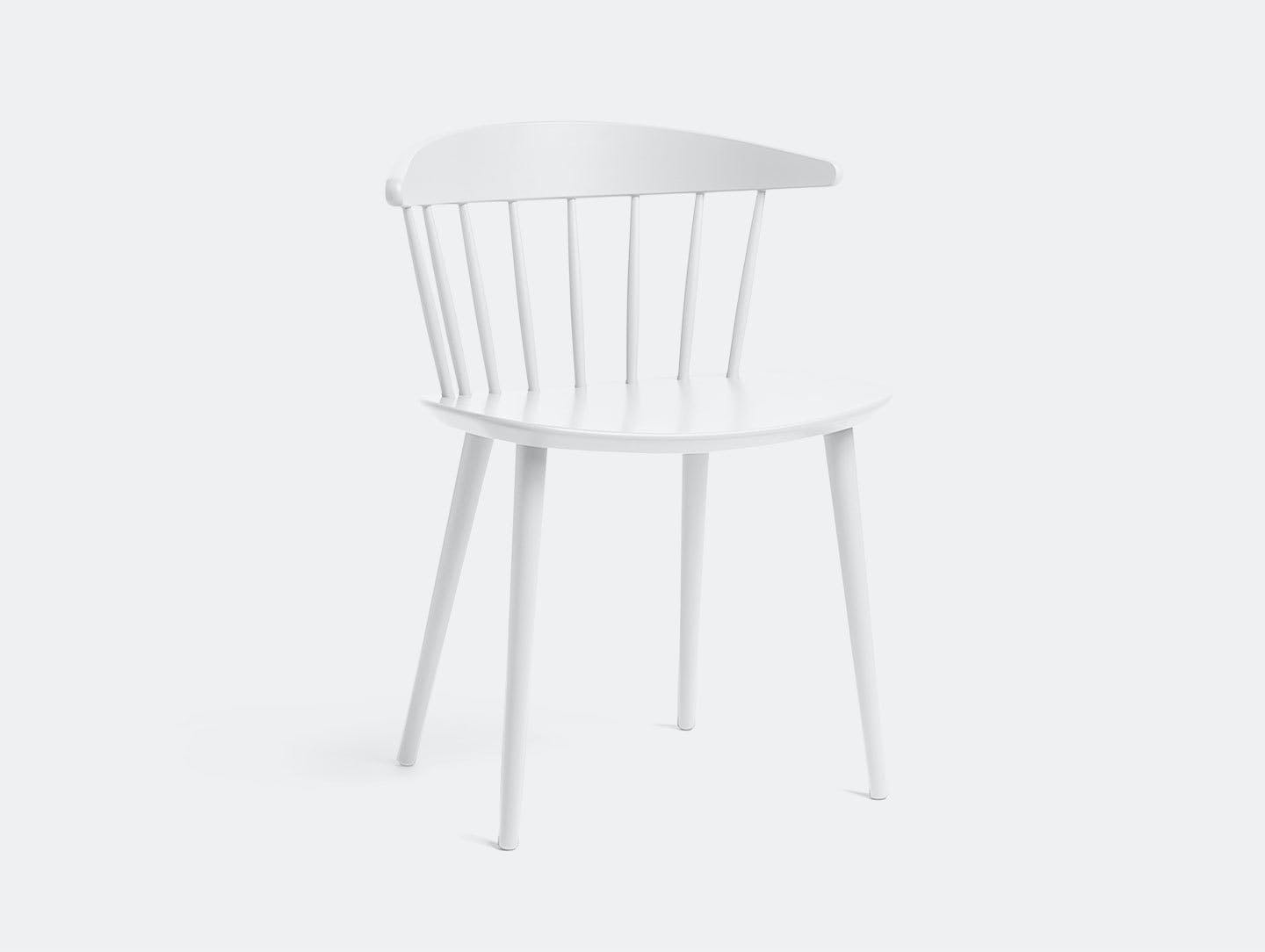 Hay J104 Chair White Jorgen Baekmark