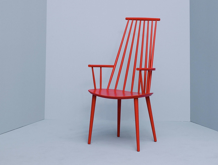 Hay J110 Chair Poul M  Volther