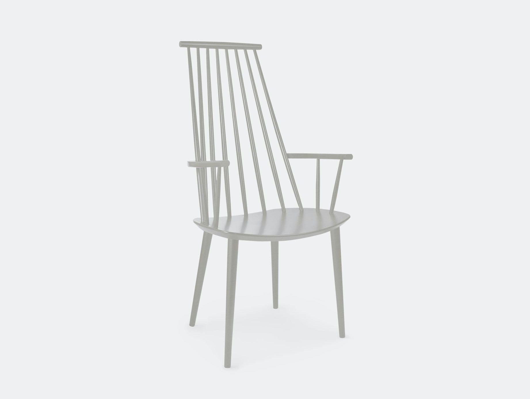 Hay J110 Chair Dusty Grey Poul M  Volther