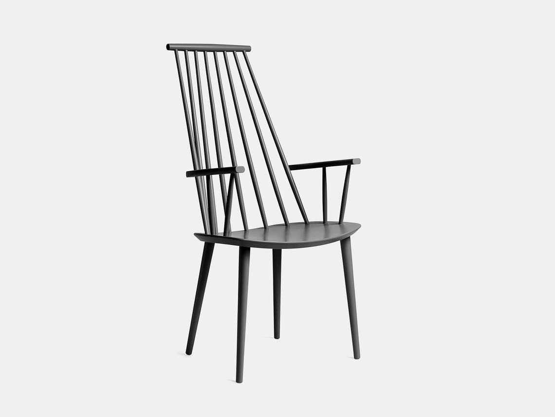 Hay J110 Chair Stone Grey Poul M  Volther