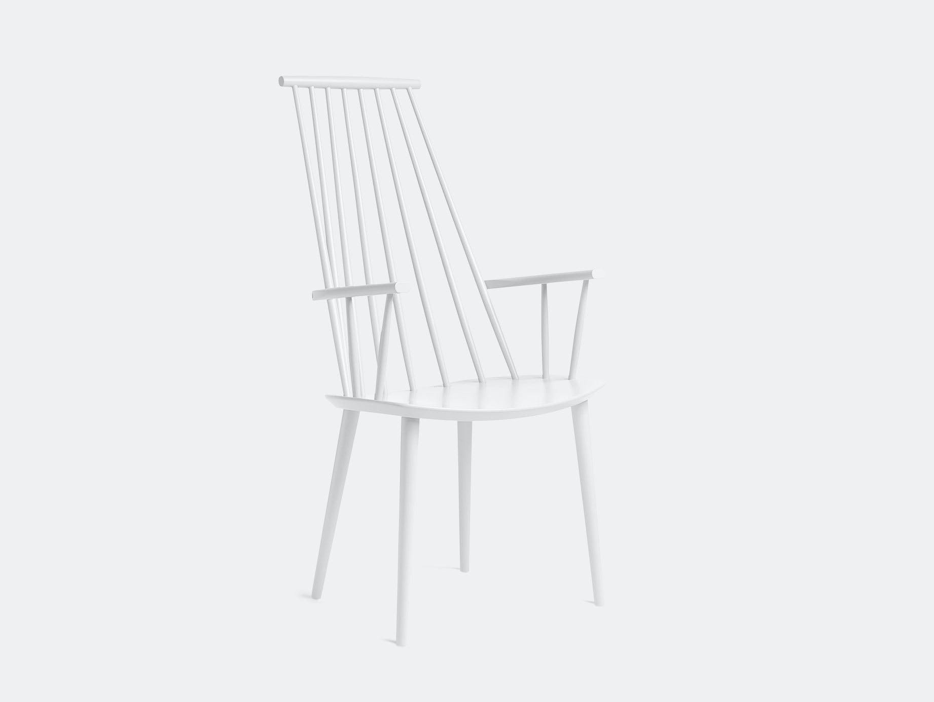 Hay J110 Chair White Poul M  Volther