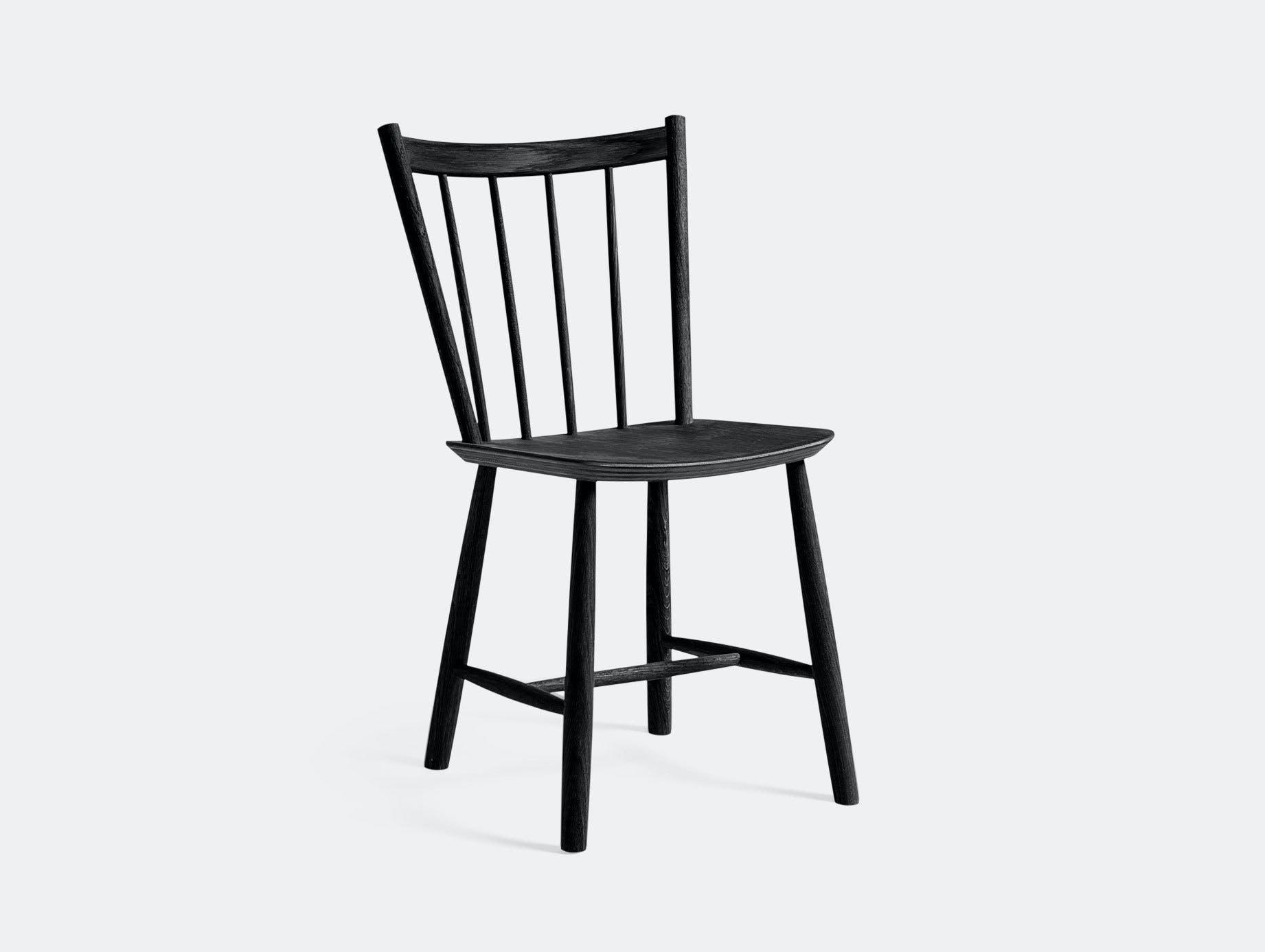 Hay J41 Chair Black Borge Mogensen