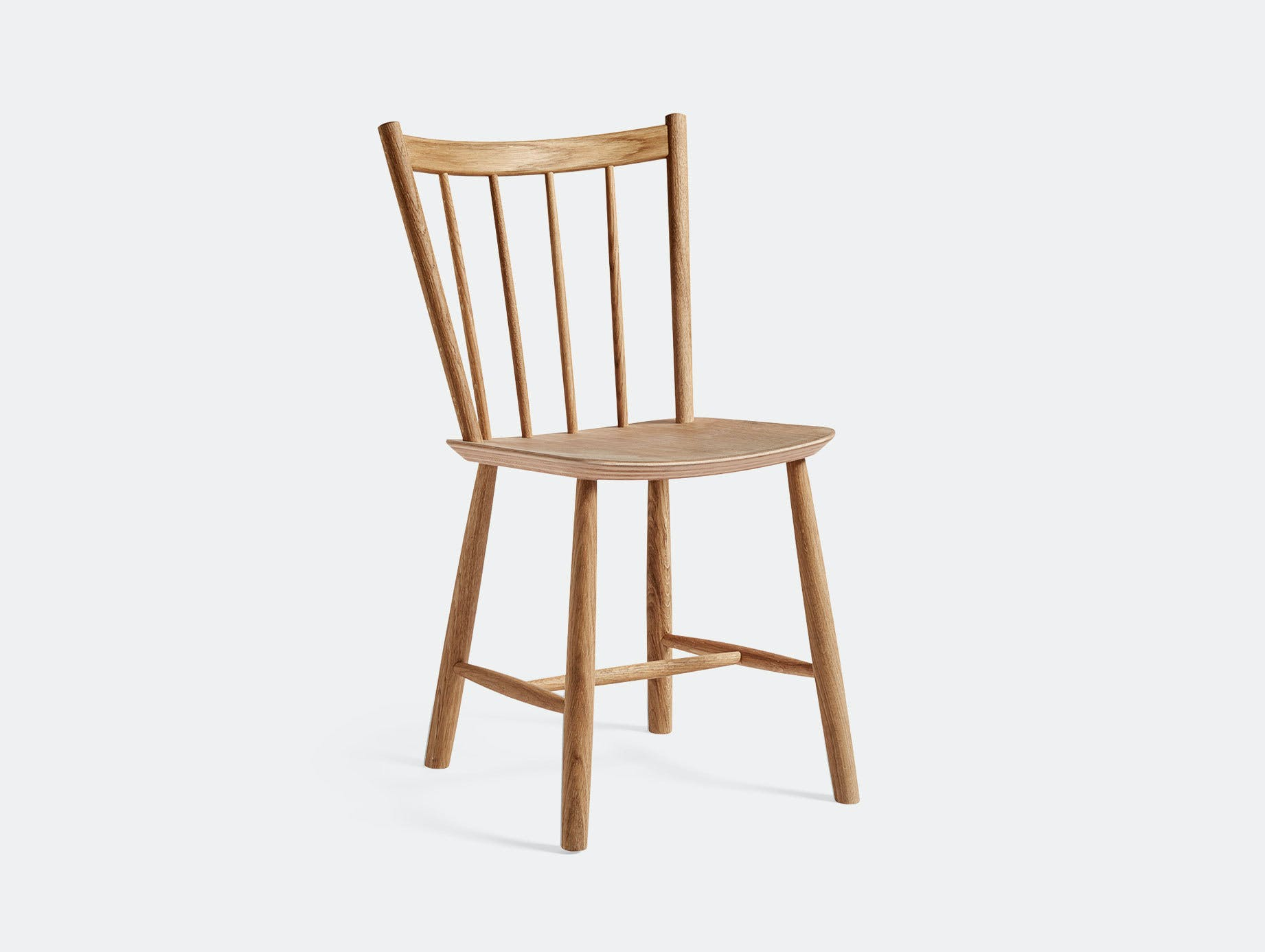 Hay J41 Chair Oiled Oak Borge Mogensen