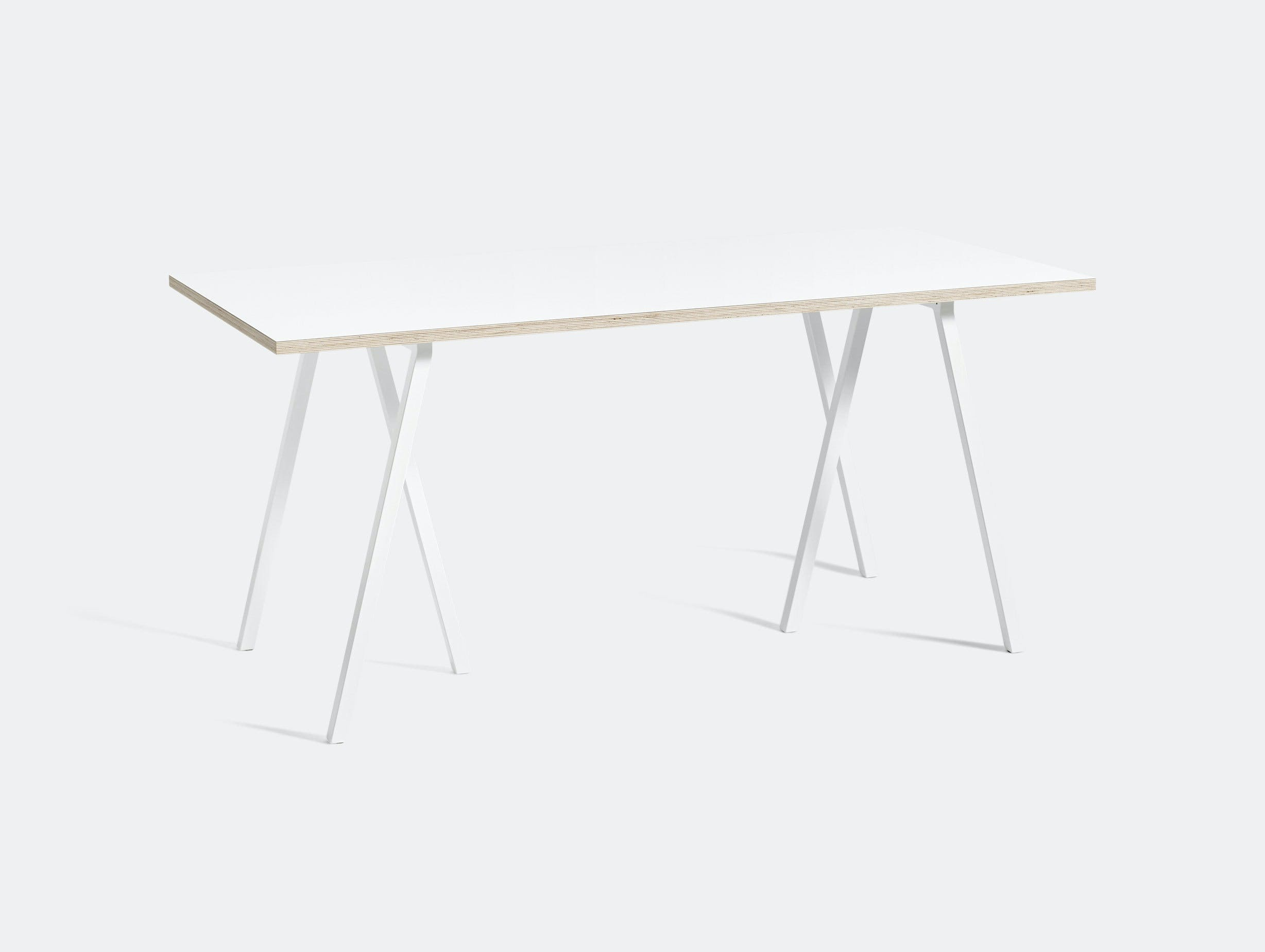 Hay Loop Stand Table L160 White Leif Jorgensen