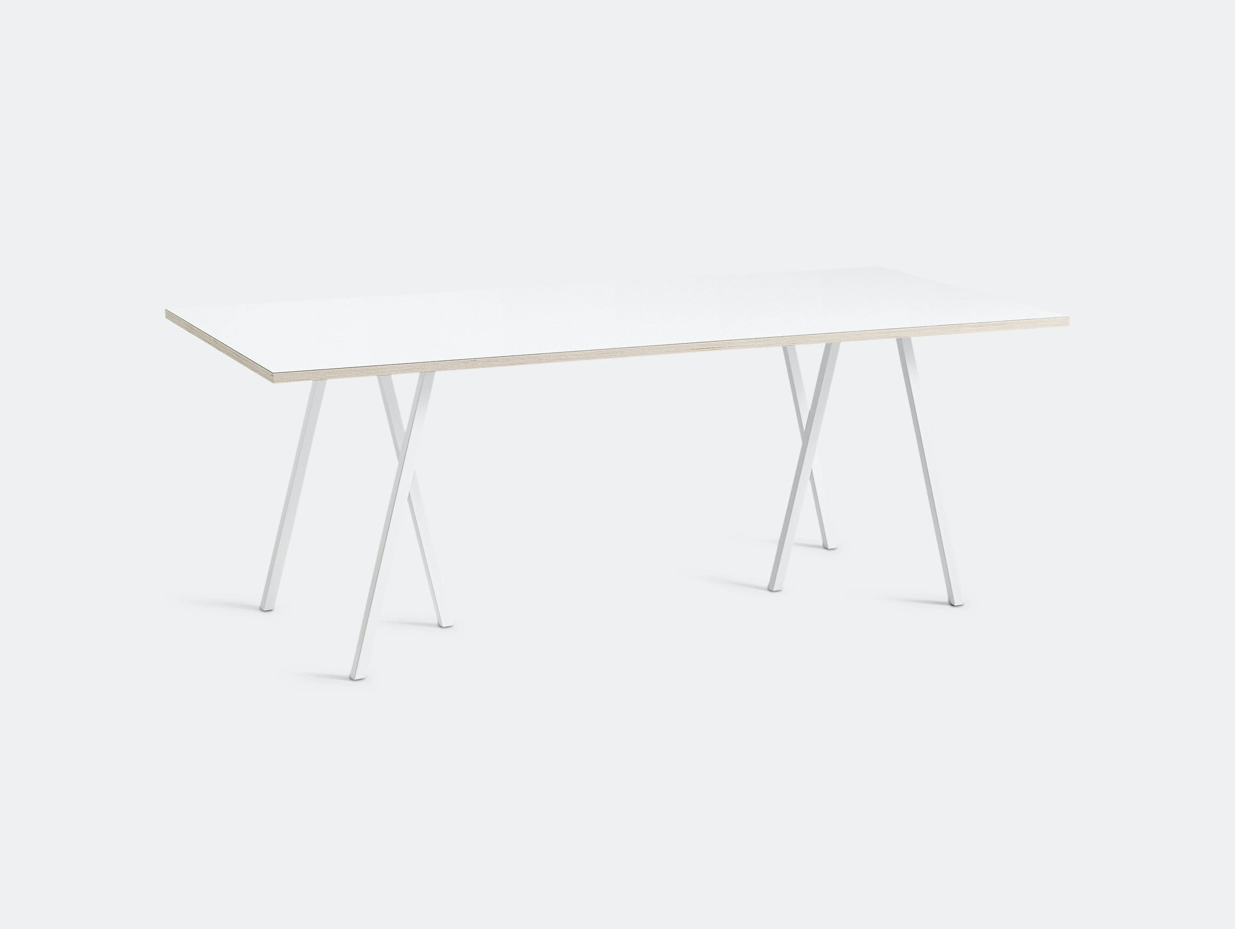 Hay Loop Stand Table L200 White Leif Jorgensen