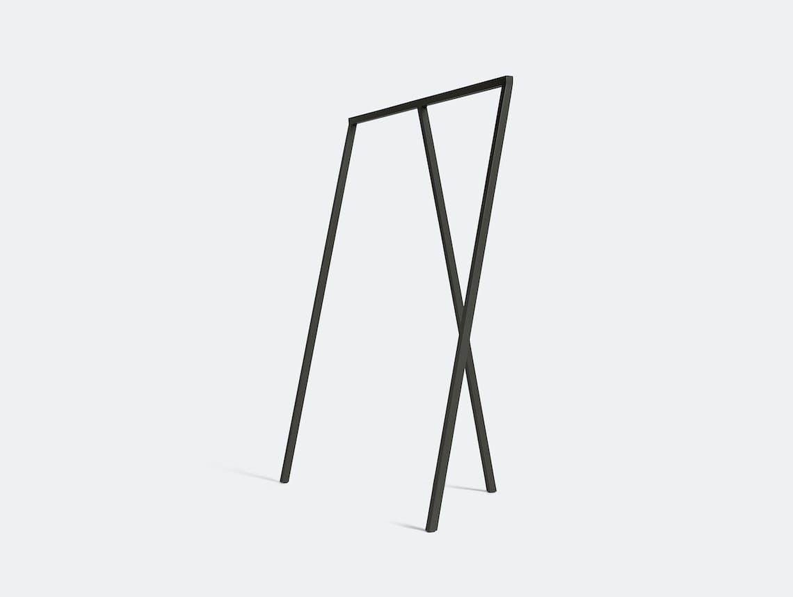 Hay Loop Stand Wardrobe Black 01 Leif Jorgensen