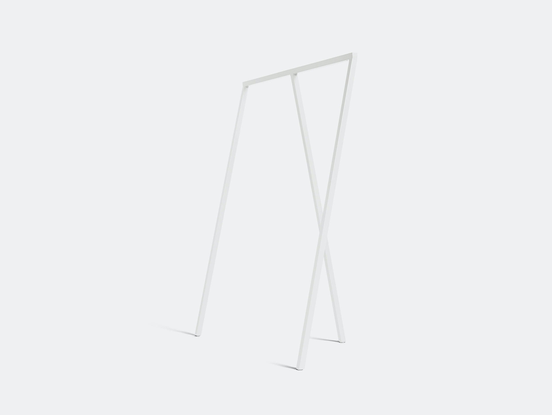 Hay Loop Stand Wardrobe White 01 Leif Jorgensen