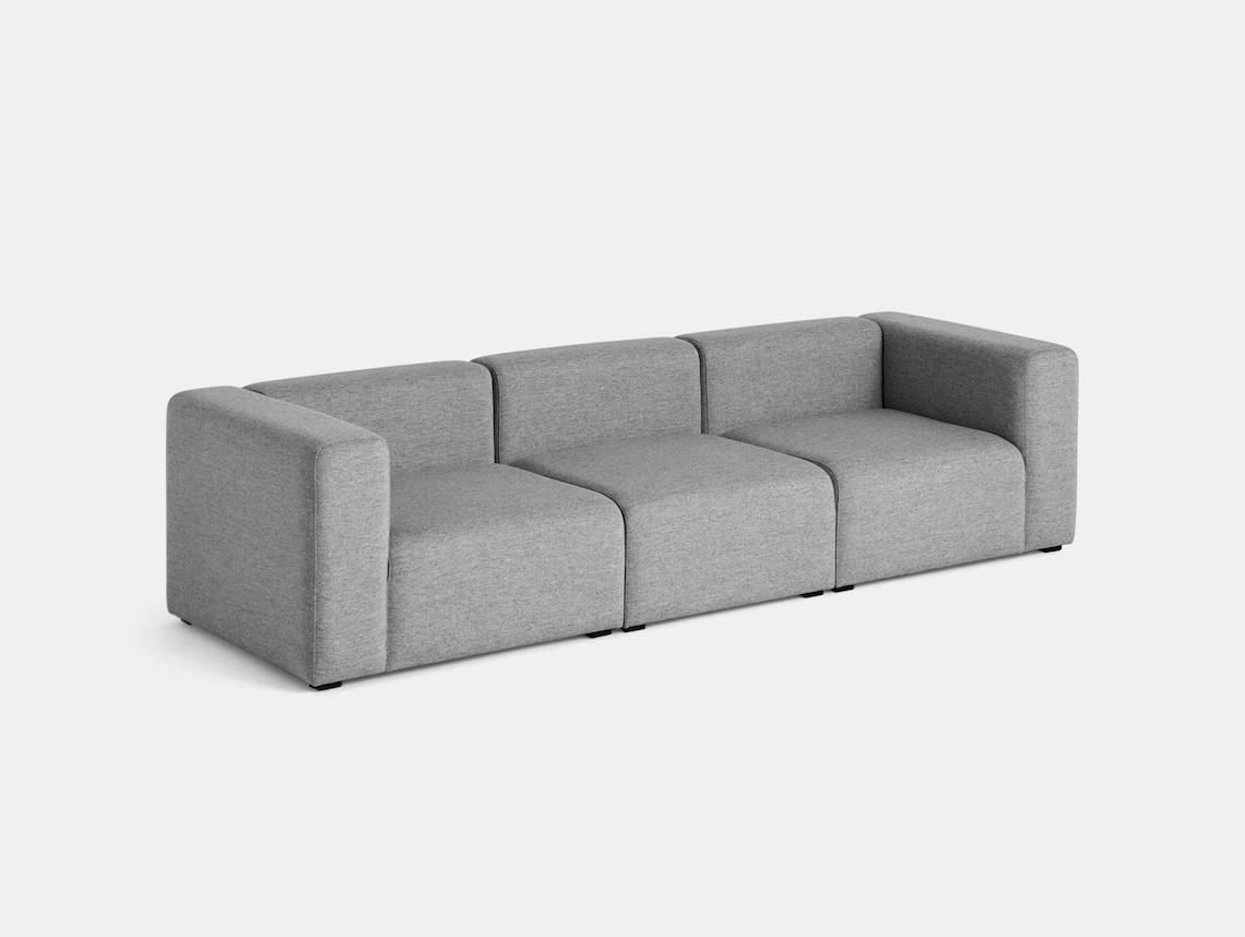 Hay Mags Sofa 3 Seater Hallingdal 116