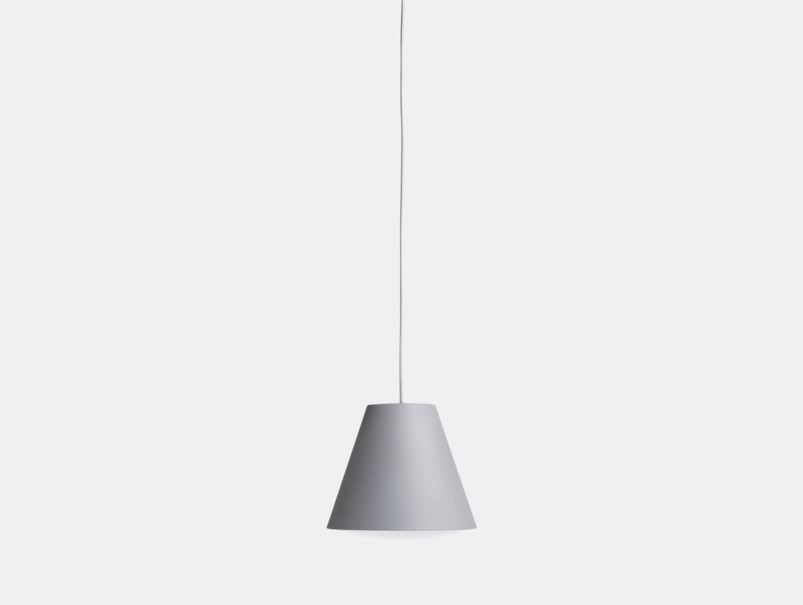 Hay Sinker Pendant S Dusty Grey