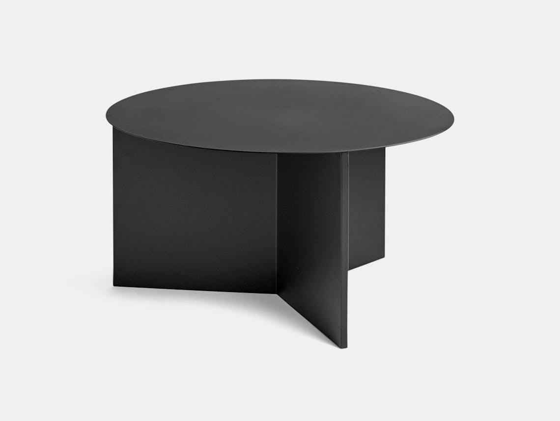 Hay Slit Table Xl Black