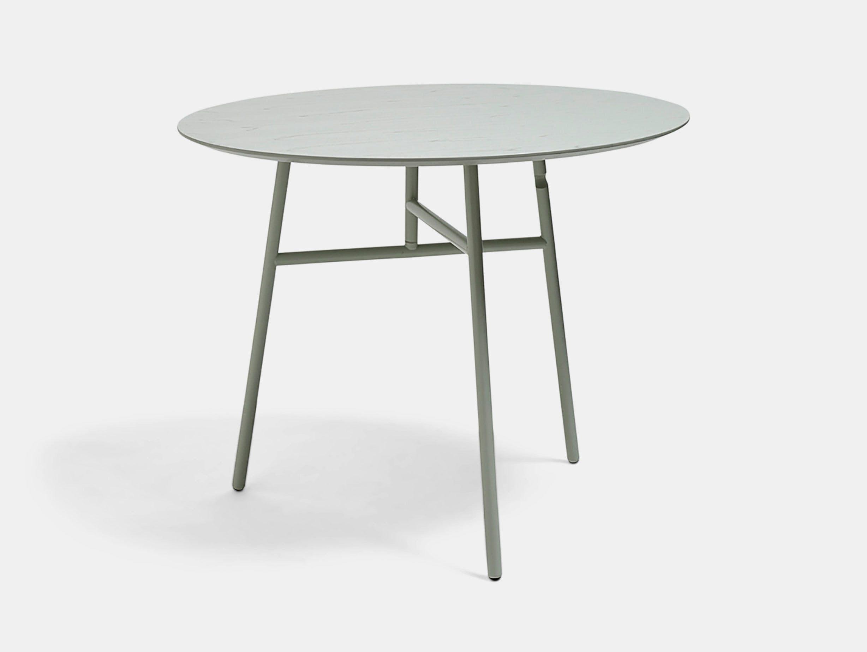 Hay Tilt Top Table Grey Scholten Baijings