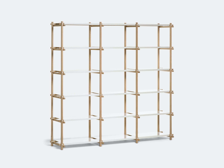 Hay Woody High Shelves