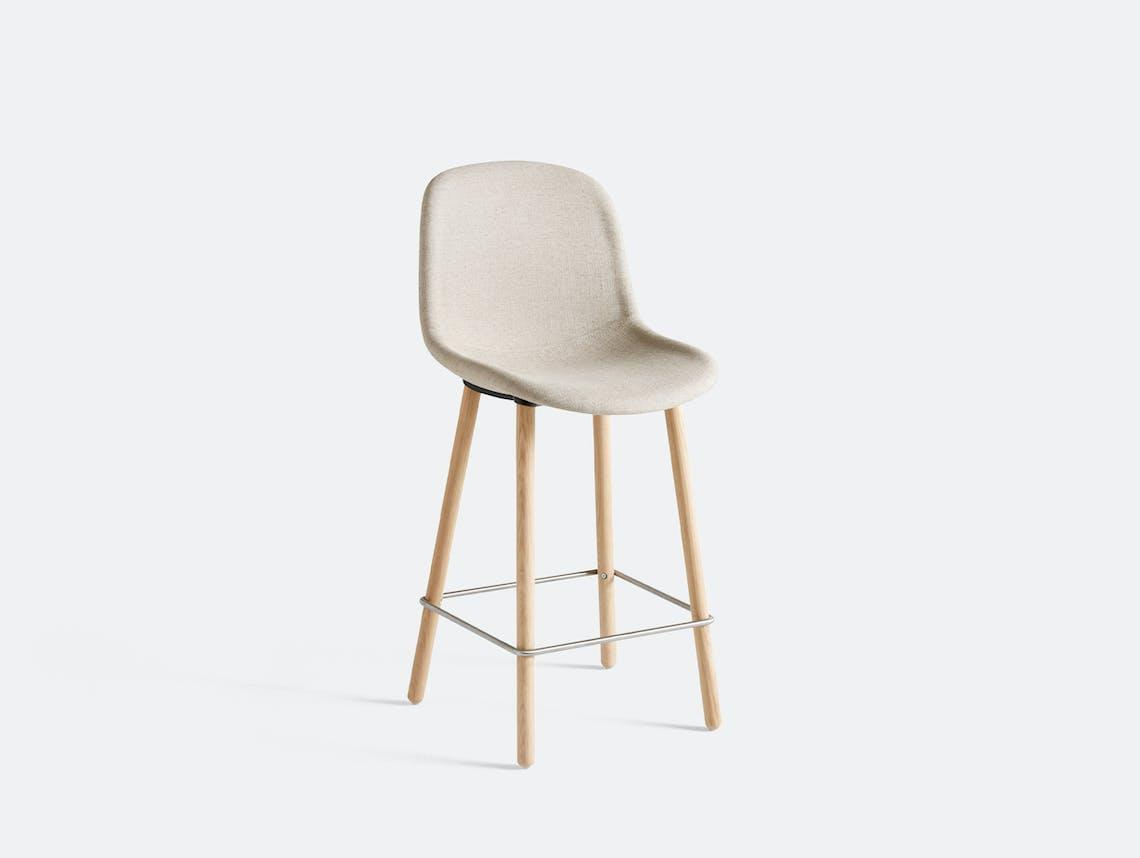 Hay neu bar stool counter oak ruskin 05