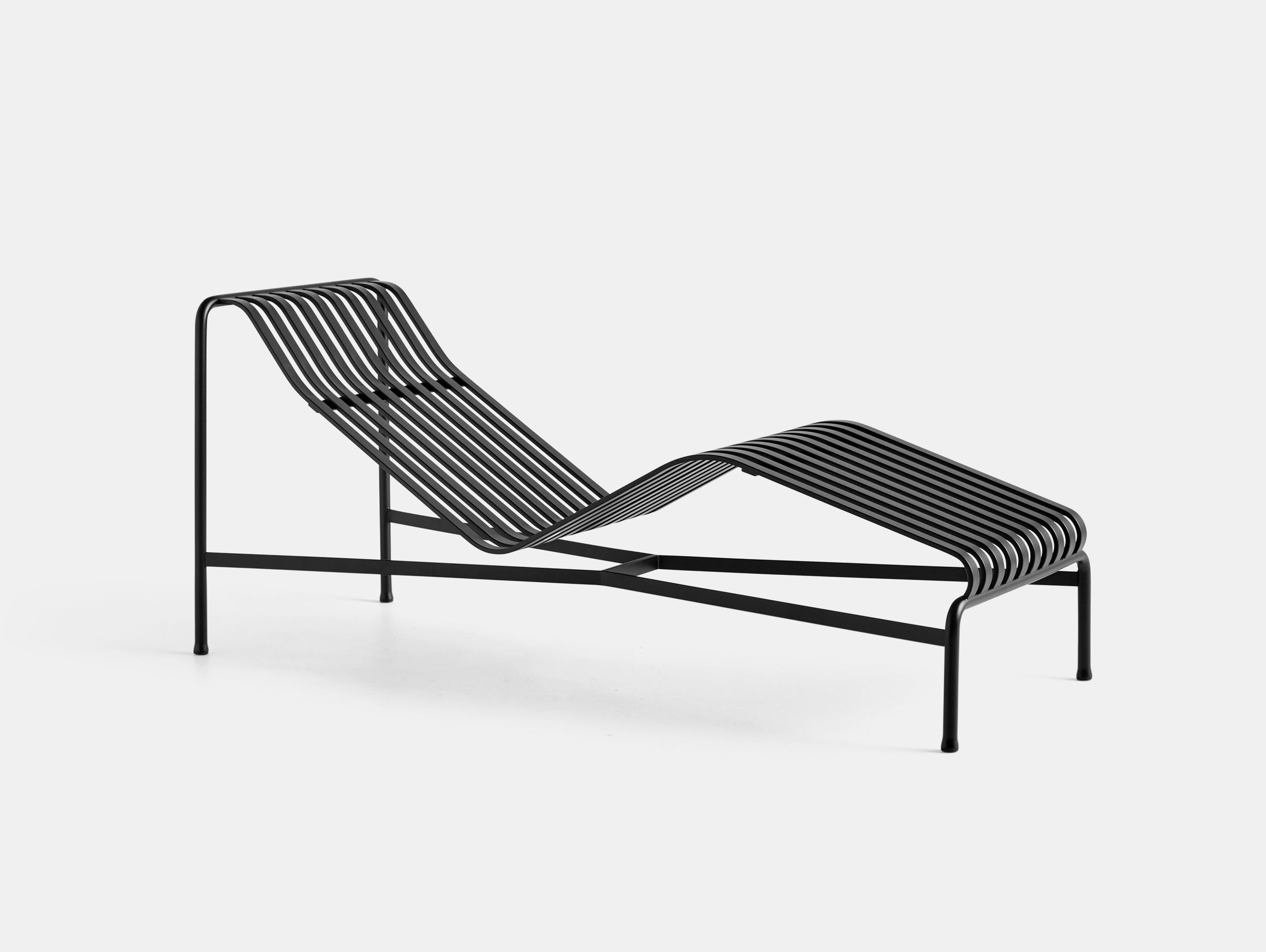 Hay palissade chaise black 1