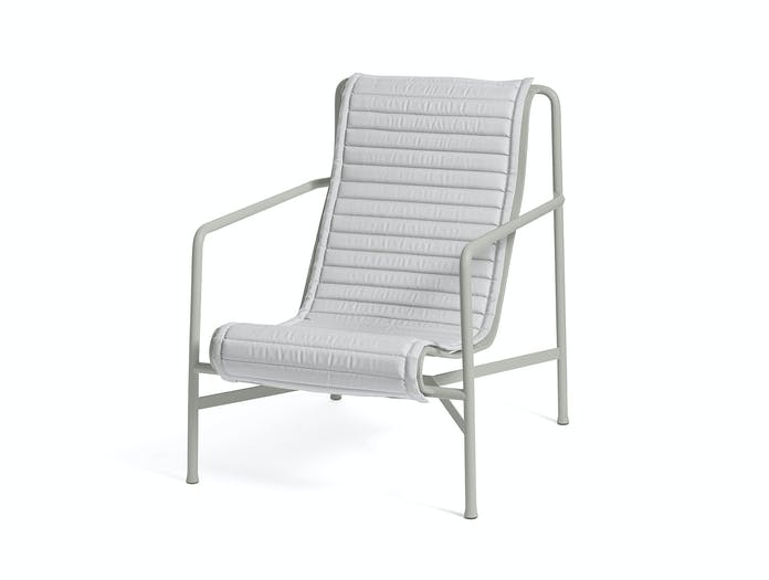 Hay palissade high lounge chair quilted pad 4