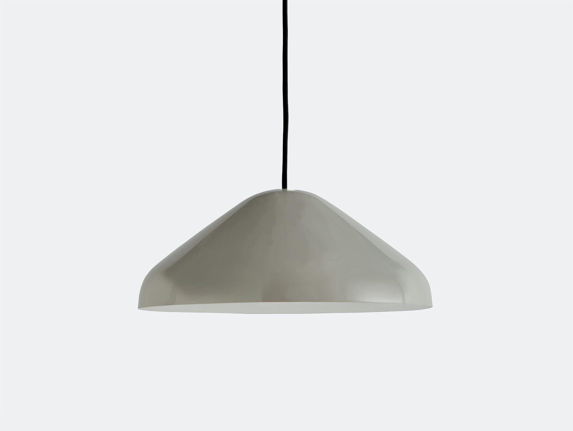 Hay pao steel pendant grey 35