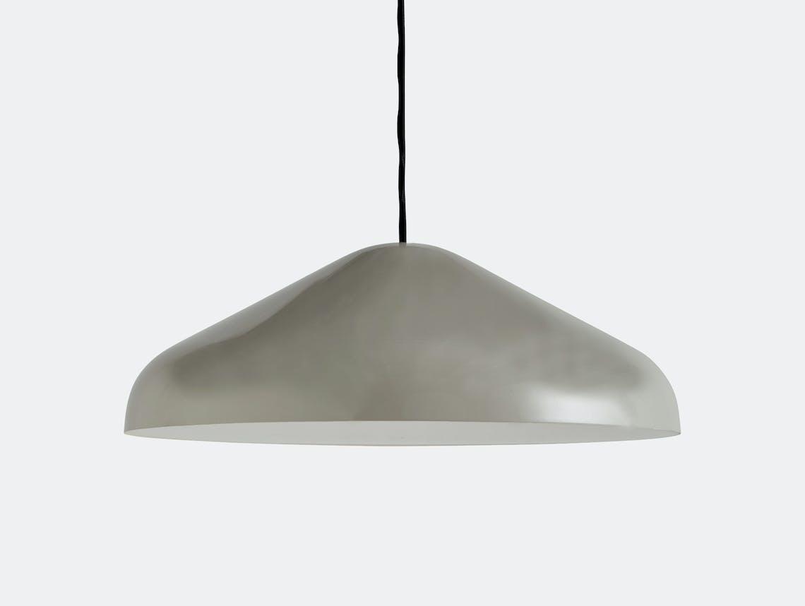 Hay pao steel pendant grey 47