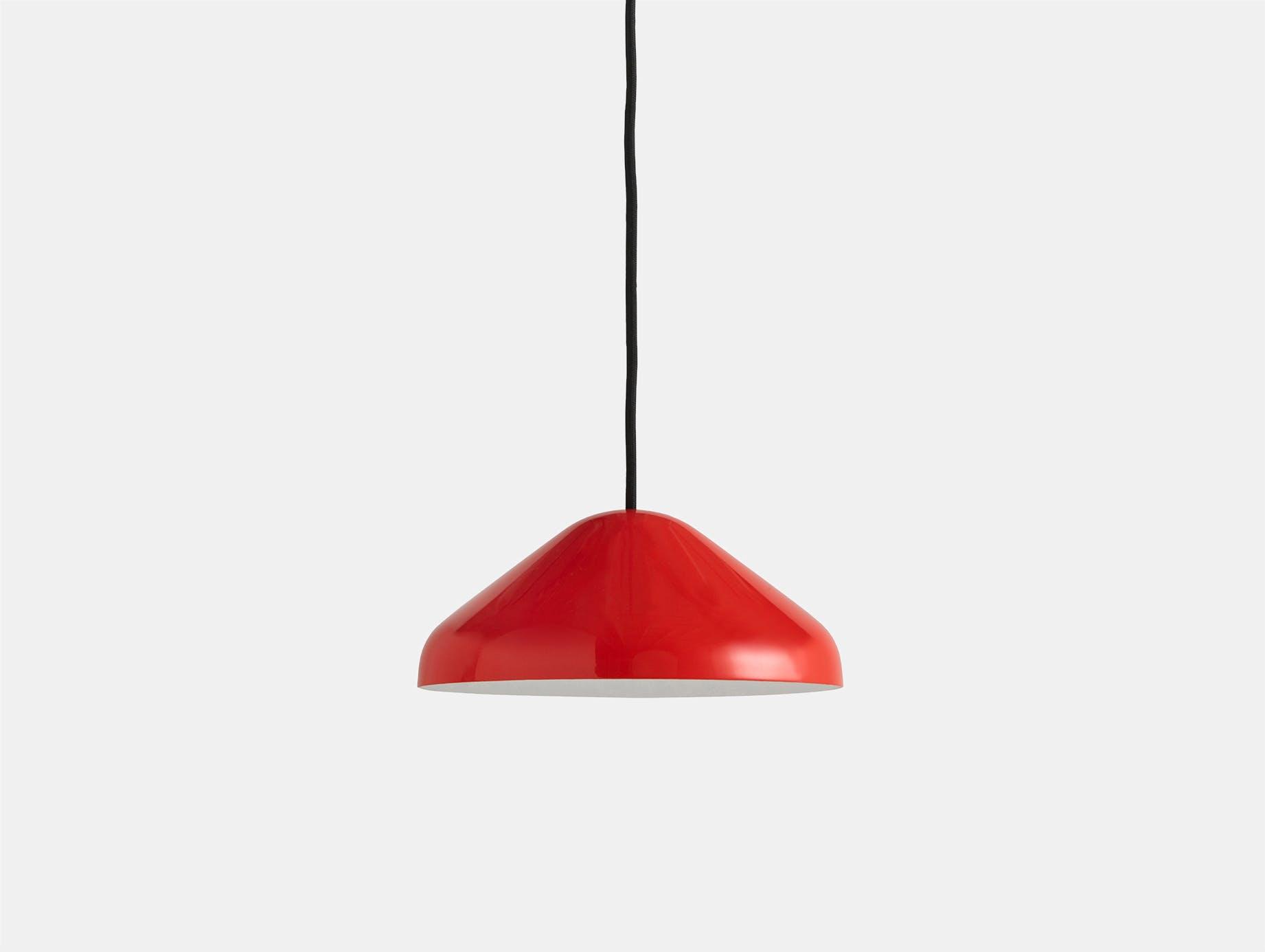 Hay pao steel pendant red 23
