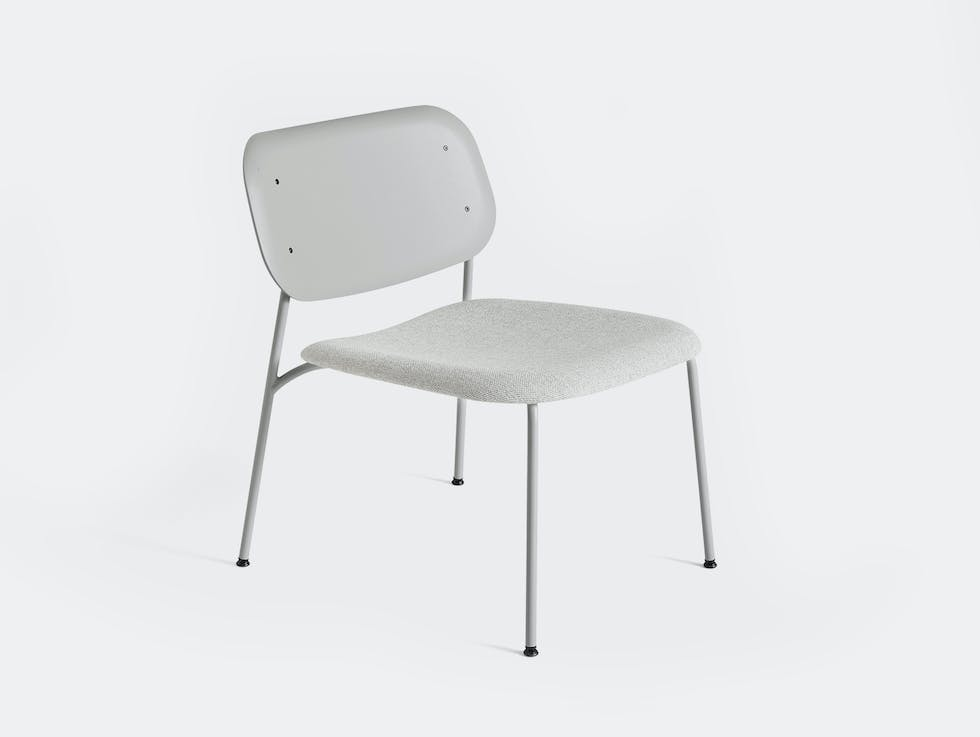 Soft Edge 10 Lounge Chair - Upholstered image